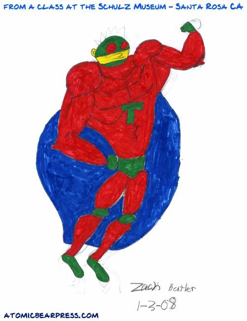 Zachs Superhero
