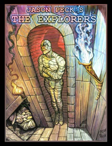 Jason Peck\'s Explorers