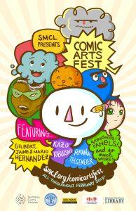 Comic Arts Fest 2017 194x300