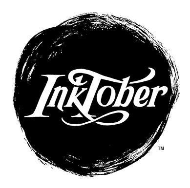 inktober logo ink